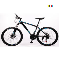 Fábrica de alta calidad Bicicleta de Montaña 21 velocidades suspensión personalizada bicicletas MTB