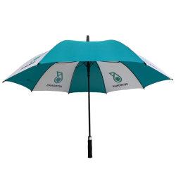 8 30 polegadas colorido de negócios do painel de guarda-chuva de golfe
