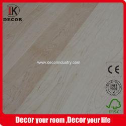 Природные Maple из твердых пород дерева деревообрабатывающих пол