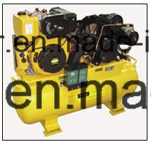 Motor a gasolina, diesel ou Compressor de Ar Elétrico 50L, 100L, 150L