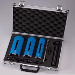전문가용 레이저 용접 건식 코어 비트 세트