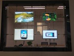 75inch Shop pendaison de la fenêtre Lecteur multimédia LCD Affichage de panneaux de signalisation de la publicité