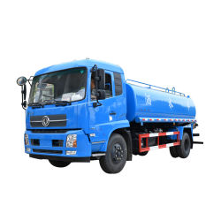 DFAC 12000L-15000L Water Tank Delivery Sprinkler Water Bowser Truck