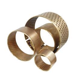 Haute qualité à faible prix Bronze Oilless Self-Lubricating enveloppé avec des machines de roulement