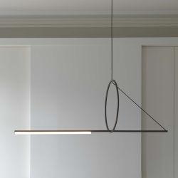 De binnen Moderne Lamp van het Plafond van het Ijzer van het Glas van de Tegenhanger van de Hangende Lamp Noordse Lichte