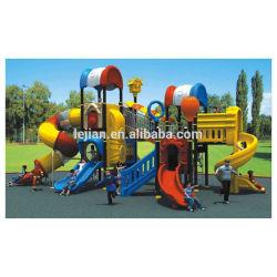 Les prix des équipements de terrain de jeu joli terrain de jeux pour enfants approprié à l'extérieur de l'équipement de jeu pour enfants en plein air innovants