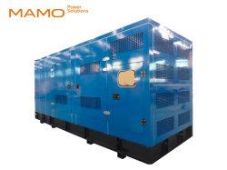 حاوية محرك الديزل البريطاني الصامت 4012-46tag2a 1500kفولت أمبير 1650 كيلو فولت أمبير كهربائي مولد جهاز توليد الطاقة الديزل لشاحنة الشاحنة