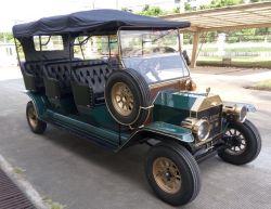 Sitzelektrisches Weinlese-Personenkraftwagen-Modell T des Luxus-8