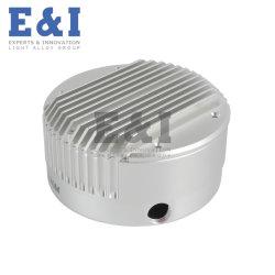 Alluminio/rame/ottone/freddo, caldo, forgiato tecnologia personalizzata con lavorazione CNC con anodizzazione con sabbiatura con screening della seta per radar per uso automobilistico