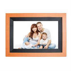 تصميم بالجملة مخصص شاشة LCD رقمية صورة إطار الصور المس إطار صور الشاشة