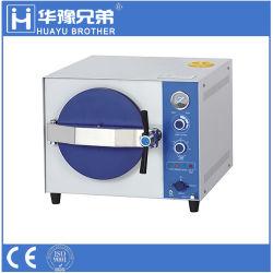 Автоматическая Electric-Heated небольшая емкость Mini 30 л Benchtop Table-Top автоклав Паровой стерилизатор для настольных ПК