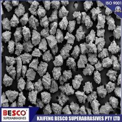 中国はチタニウムのコーティングのダイヤモンドCBNの粉かニッケルの上塗を施してある総合的なダイヤモンドを製造した