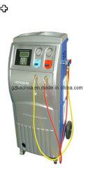 Автоматическая A/C хладагент восстановление и зарядка аккумуляторной батареи машины