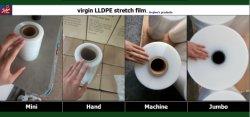 Clear Stretch Film Virgin LLDPE