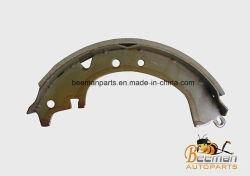 Coche de alta calidad parte de metal Semi zapata del freno de disco para el Corolla F232