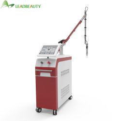 Ce approuvé 1064nm 532nm Q switched Nd Tattoo dépose de l'équipement laser YAG