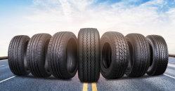 Les pneus radiaux Pcrpassenger OTR Pneus d'hiver Les pneus de voiture de pneus de camion de pneus de tracteur de pneus pour motos Top marques de pneus des roues en alliage du tube intérieur Bridgestone militaires Triangle