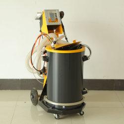 Revestimiento en polvo electrostático automático de la Pistola de pulverización de pintura para muebles