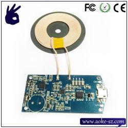 Chargeur sans fil certifié Qi PCBA