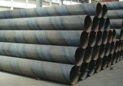 API 5L SSAW Espiral de Petróleo y Gas tubos de acero soldado