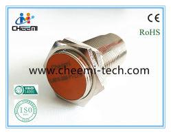 Distancia de detección de 10mm 6-36VDC PNP NA/NC M30 Sensor/interruptor de proximidad inductivos