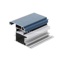 Perfil de alumínio de extrusão Industrial Acessório para painel solar