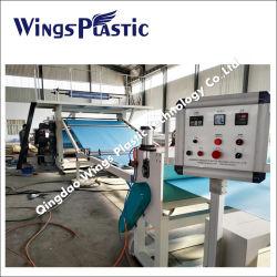 PVC 코인 매트 시트 압출 라인/PVC 코인 바닥 시트 제작 기계