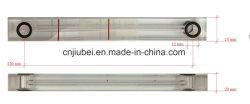 As peças do compressor de ar de parafuso todas as dimensões transparente Manómetro do nível de óleo