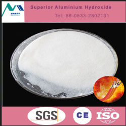 Faible amende conductrices Hydroxyde d'aluminium