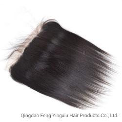 Cheveux humains brésilien avec dentelle fermeture
