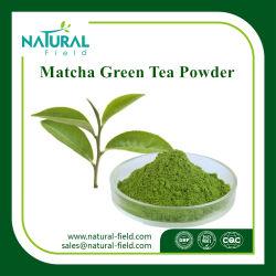 Polvo de Matcha del té verde de Matcha del grado de la muestra libre del OEM diverso