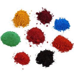 ISO Питание производителя оксида железа зеленые и синие оранжевого цвета коричневого цвета