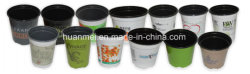 Kleurrijke Printing Flower Pot, Customized Designed Pot, UPC Scanable Pot