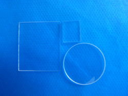直径サファイア AR コート光学窓ウォッチ用光学ガラス