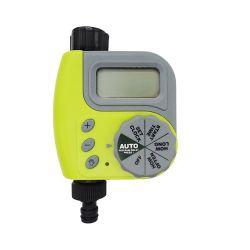 Écran LCD numérique automatique de l'irrigation minuterie de l'eau