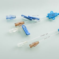Catéter Venoso Central desechable con alta calidad CE