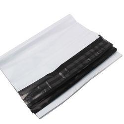 Venta al por mayor impresas personalizadas a prueba de manipulación poli envases de plástico de sobres de correo