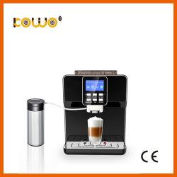 완전히 자동적인 1개의 접촉 상업적인 전기 Cappuccino 에스프레소 커피 메이커