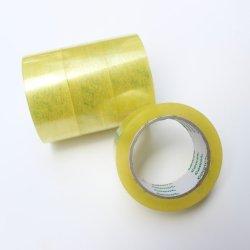 شريط/فيلم شفاف PVC 2 بوصة*45 ميكروفون*110 ياردة من لاصق التعبئة