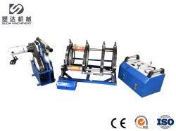 90-355мм PE/PP/ПВДФ стыковой сварки Fusion машины для сварки встык HDPE/HDPE трубы сварочный аппарат