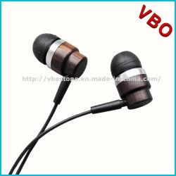 La meilleure qualité de la mode Casque écouteur en bois avec des prix concurrentiels et un bon son