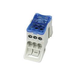 Le connecteur électrique de la distribution avec ce bloc de jonction, RoHS (LC 125A)