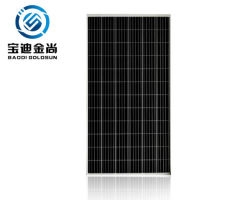 آلة طرد المترو Chinat بقدرة 250 واط من خلال وحدة اللوحة الشمسية من إيطاليا على الشبكة الخاصة بالنظام المنزلي للوحة الشمسية