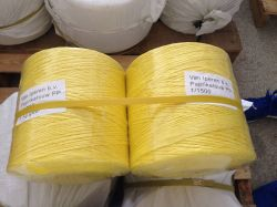 PP Baler TwineかPacking Rope/Nature Jute Twine/PPかPE Cable Filler Yarn