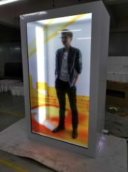 Tela See-Through Dedi 86pol tamanho grande visor de painel LCD transparente
