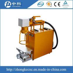 20W de Machine van Lasermarking van het Metaal van de vezel