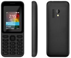 Los pequeños Dual SIM dual Standby barata viejo teléfono móvil música ancianos 215I # buen móvil