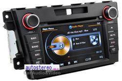 La navegación GPS para Mazda CX-7 Cx7 DVD multimedia estéreo Unidad principal