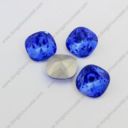 정연한 방석 앙티크 Mc 돌 모조 다이아몬드 보석 돌