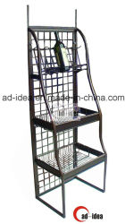 Um moderno design durável Dondola Display/ Exposição para vinho/Bebidas Alcoólicas